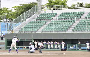 「春季高校野球福島県大会」開幕 2年ぶり開催、全試合無観客