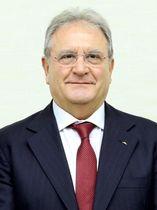 世界野球ソフトボール連盟(WBSC)のリカルド・フラッカリ会長
