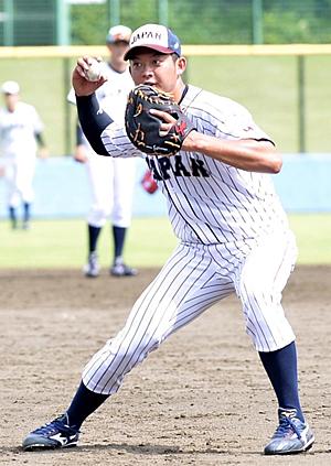 聖光学院高卒・佐藤がチーム『鼓舞』 存在感示す日米大学野球