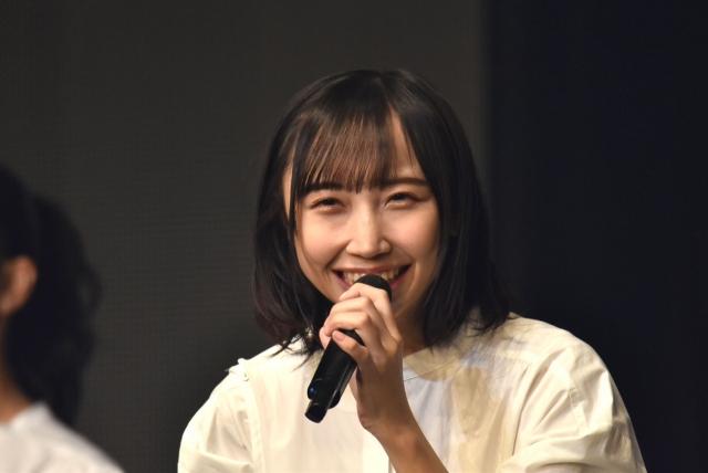 STU48の薮下楓がグループ卒業を発表 (C)ORICON NewS inc.