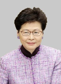 中国政府、香港長官の更迭検討か