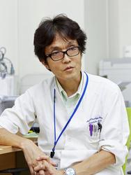 勝俣範之日本医大教授(同大提供)