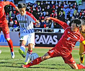 強豪・東福岡に『雪辱』...尚志イレブン歓喜 全国高校サッカー