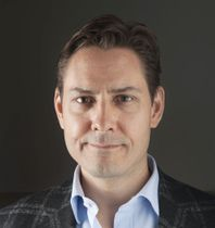 カナダの元外交官マイケル・コブリグ氏(国際危機グループのホームページから・共同)