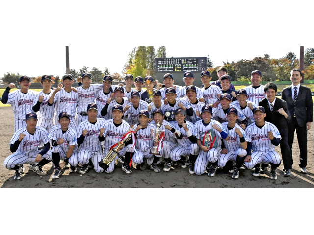 東日本国際大V、初の神宮切符 東北地区大学野球代表決定戦
