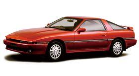 トヨタ自動車が1986年に国内で発売した初代スープラ