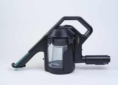 世界初の水洗いクリーナーヘッド「switle<スイトル>」/株式会社シリウス