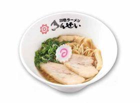 拉麺小路の「彩色ラーメンきんせい」が提供するミニ中華そば