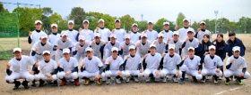 24季ぶり出場の九州大会に向けて意気込む八幡の選手たち