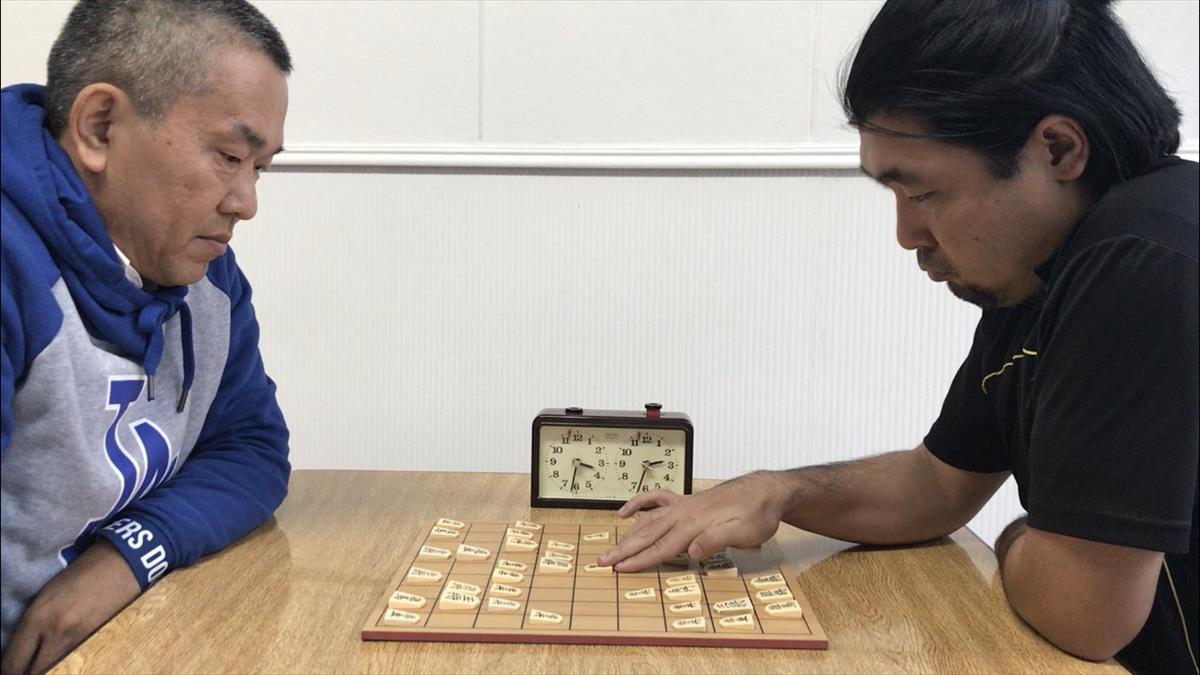 決勝戦は高野さん(左)と浜さん(右)。浜さんが優勝した