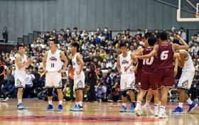 福大大濠に明成の壁、決勝対決3連敗2冠の夢散る 高校バスケ・ウインターカップ
