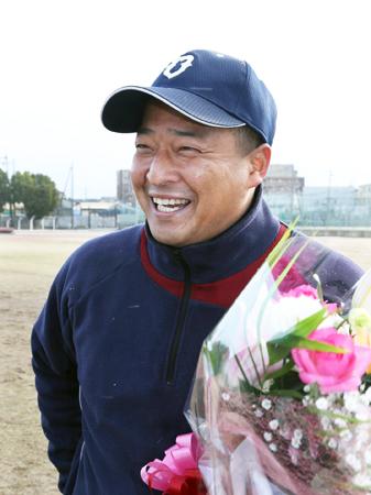 京都・乙訓高監督、市川靖久さん 選抜は通過点、夏に勝つ