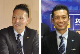 佐藤隆治氏(左)、相楽亨氏(右)