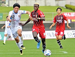 戻ってきた!サッカーJリーグ 福島ユナイテッド開幕『白星』