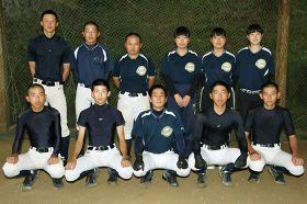 新翔高校野球部