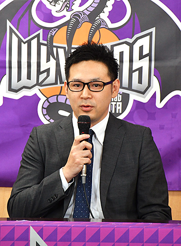 Bリーグ 山形、小野寺龍太郎ヘッドコーチ就任を発表