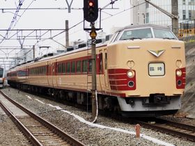 JR東日本が引退させる方針を固めた豊田車両センター所属の「189系」