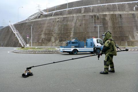 伊方原発で対サイバー攻撃訓練