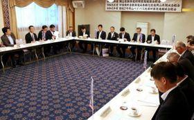 2019年度の事業計画を決めた期成会の総会