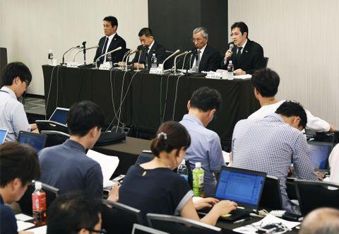 日大の処分、解除せず 関東学生アメフット連盟、改革の実効性を疑問視