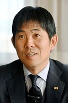 広島でのU―22日本代表戦への意気込みを語る森保監督(撮影・高橋洋史)