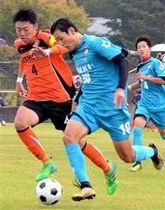 明桜など2回戦進出 高校サッカー秋田県大会が開幕