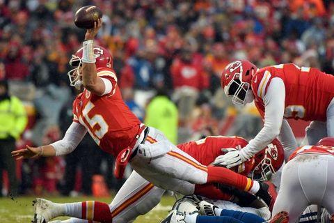 見どころは新旧のQB対決 NFLカンファレンス決勝