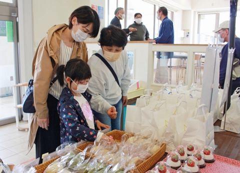 柏崎のおいしいグルメ集結 観光施設「夕海」 29日正式オープン