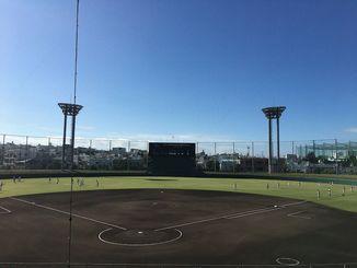 高校野球沖縄大会 糸満が決勝進出 6-2で北山下す