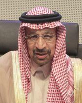 サウジアラビアのファリハ・エネルギー産業鉱物資源相(ロイター=共同)