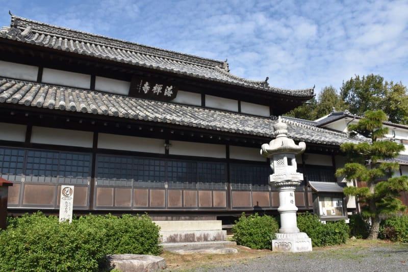 薬師寺さんが副住職を務める実家の海禅寺