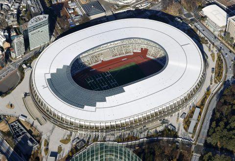 東京五輪、持続可能性低い
