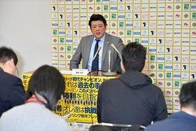 Bリーグ 栃木の長谷川監督が辞任 体調不良で