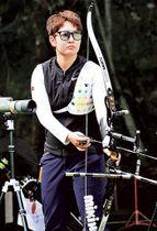 世界選手権代表3次選考会を首位で通過した杉本智美=つま恋