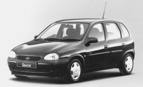 オペルが1997年に発売した「ヴィータ」の特別限定車