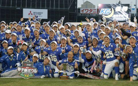 関学大が2年ぶり29度目の優勝 第73回「甲子園ボウル」