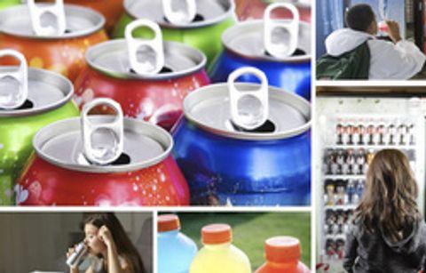 甘味飲料の宣伝に10億ドル 5年で26%増加