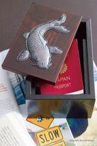 岩谷堂箪笥生産協同組合が米国に輸出する「くらしな」の小物入れ