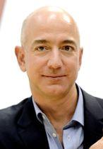 アマゾン・コム最高経営責任者のジェフ・ベゾス氏