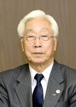 NHK経営委員会の石原進委員長