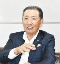 「全国の中央活動のモデルになるような運営を目指す」と語る三林氏