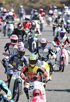 全日本カブ耐久レース、19日に最終戦 京都・宇治田原で