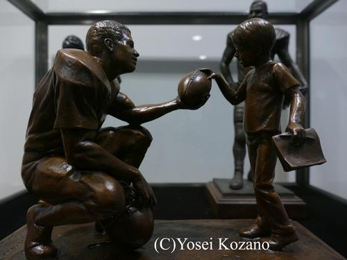 フットボールはさまざまなものをもたらしてくれた=撮影:Yosei Kozano