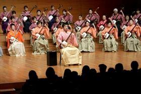 三味線奏者・史佳さんコンサート=18日、新潟市中央区
