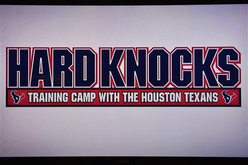 今年はテキサンズのキャンプを舞台に「ハードノックス」が制作、放送される=写真提供NFLジャパン
