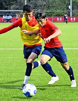 サッカークラブユース選手権、9日に東北予選決戦 いわきFC・U18