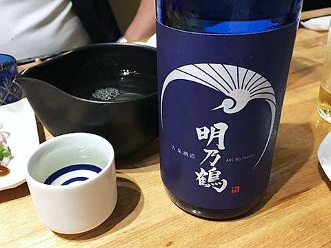 【4000】明乃鶴 純米吟醸(あけのつる)【福井県】