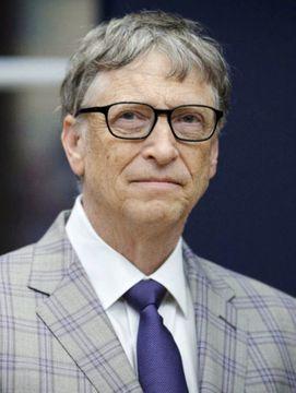 ビル・ゲイツ氏の財団も支援表明