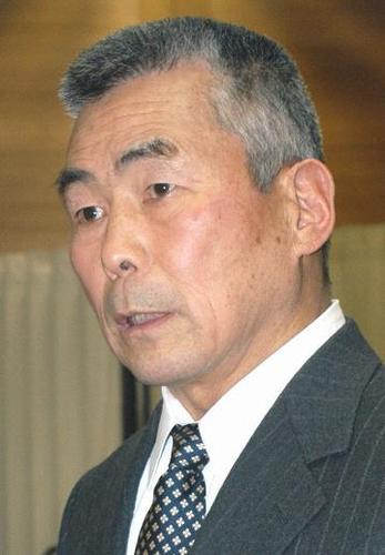 京大監督時代の水野さん=2006年