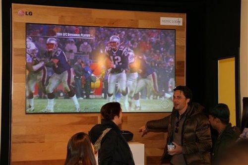 週末は全米の視聴者がNFL中継にくぎ付けになる=写真提供:NFL JAPAN